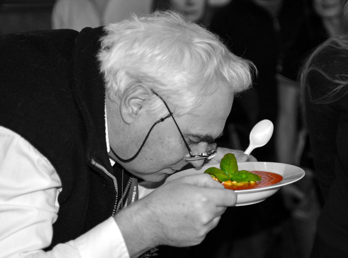 1. Den polévky gazpacho 2013 - Brno  Foto by Kac.a