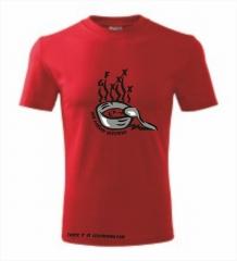 Návrh eventové trička, autor GeoFashion.eu