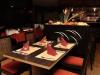 Prázdná restaurace Orion