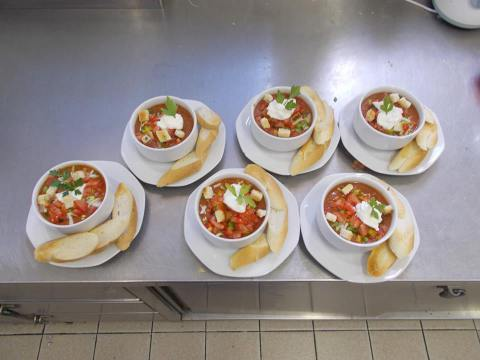 Hotová polévka